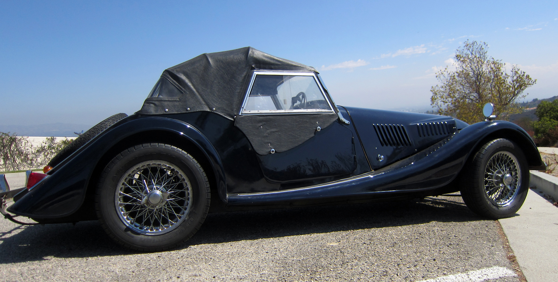 4×4 For Sale >> 1965 Morgan 4 4 With Cosworth Bda For Sale 40 000