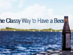 The Best Craft Beers Make having a Brew Classy