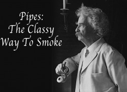 The Classy Way To Smoke: Pipes