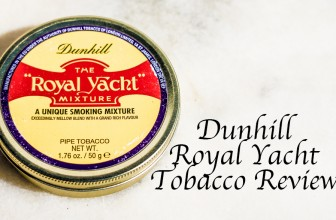 Dunhill Royal Yacht Tobacco Review