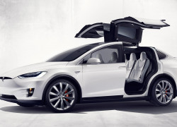 Tesla Model X: The Classy Electric SUV is Here