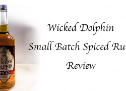 Wicked Dolphin Small Batch Spiced Rum Review