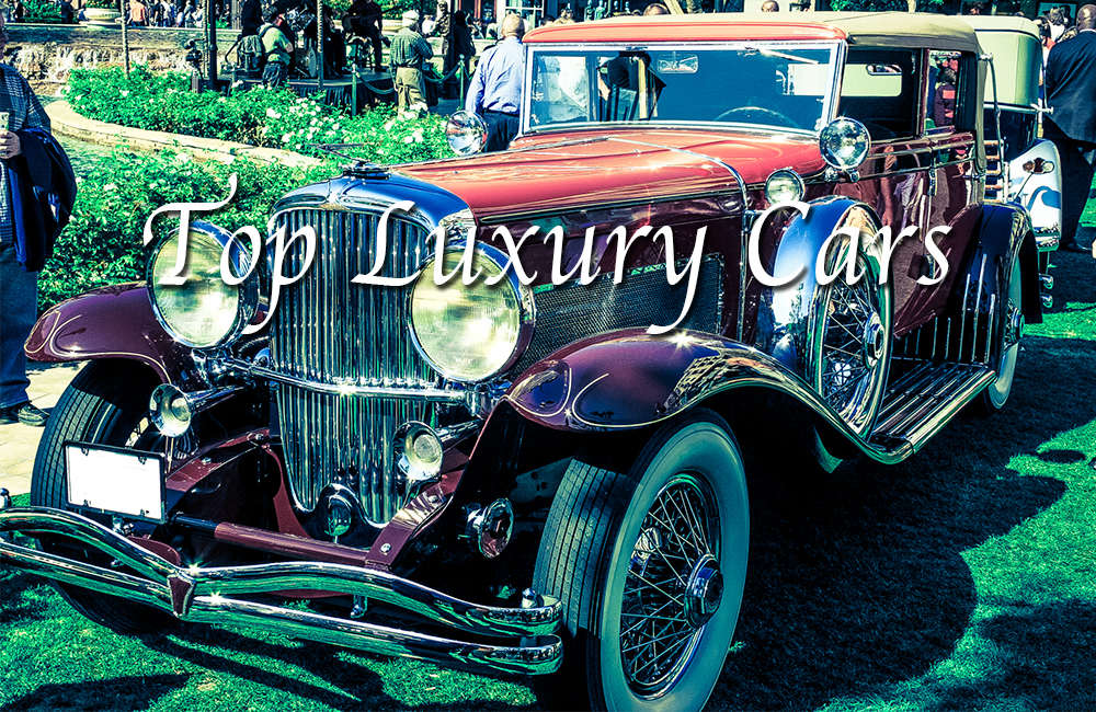 The Classy Mans Guide to the Top Luxury Cars