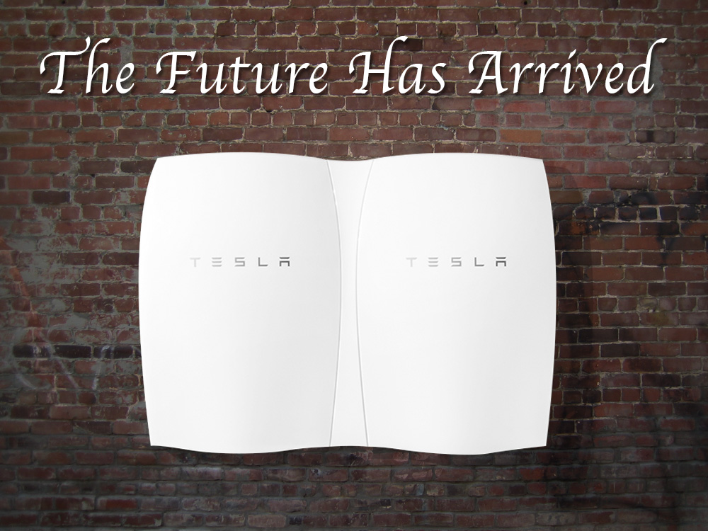 The Tesla PowerWall: A Must Have for Your Home