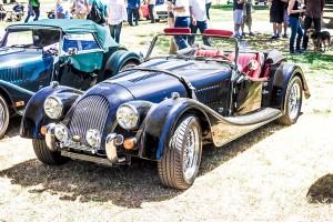 morgans-at-car-show