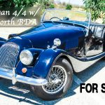 morgan with cosworth bda for sale
