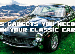 5 Must Have Accessories for your Classic Car