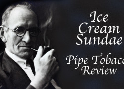 Ice Cream Sundae: Pipe Tobacco Review